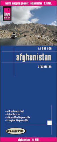 Afghanistan Landkarte 1:1.000.000, Reise Know-How