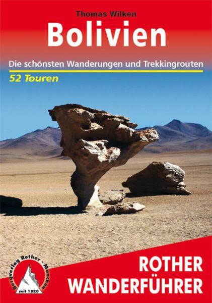 Bolivien Wanderführer, Rother