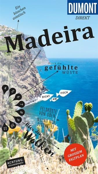 Madeira Reiseführer - Dumont DIREKT