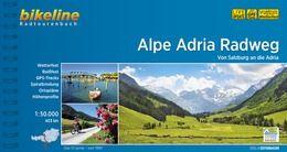 Alpe Adria Radweg, Bikeline Radtourenbuch - Esterbauer