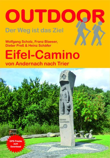 Jakobsweg: Eifel-Camino Wanderführer, Conrad Stein