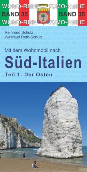 Mit dem Wohnmobil nach Süd-Italien Teil 1: Der Osten, Womo-Verlag