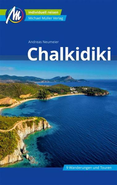 Chalkidiki Reiseführer, Michael Müller