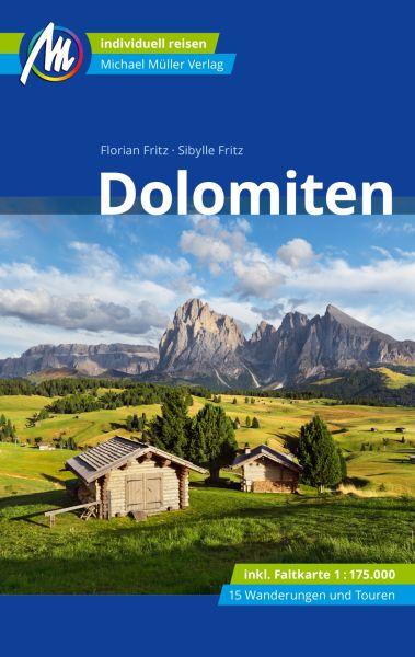 Dolomiten Reiseführer, Michael Müller