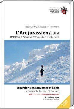 Ski- und Schneeschuhtouren im Jura, SAC Schneeschuhtourenführer