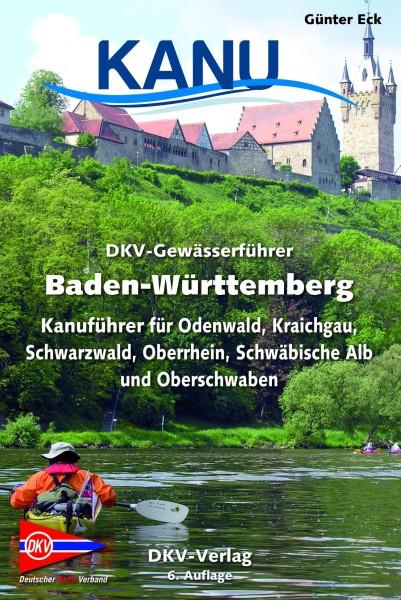 Baden-Württemberg, Kanu-Führer, Deutscher Kanu-Verband