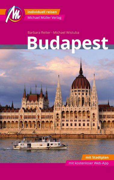 Budapest Reiseführer, Michael Müller
