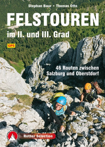 Felstouren im II. und III Grad, Rother Selection