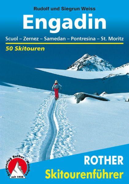 Engadin Rother Skitourenführer