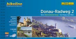 Donau-Radweg 2, Bikeline, Esterbauer