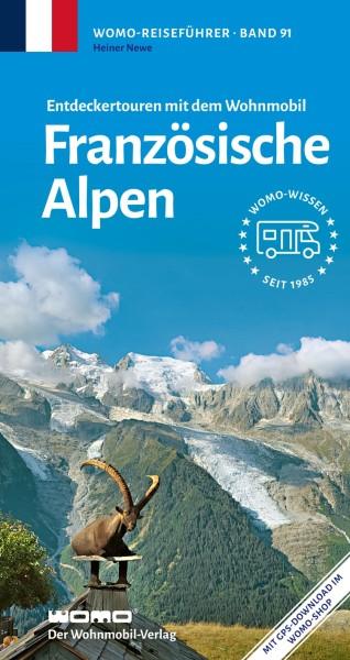 Mit dem Wohnmobil in die Französischen Alpen vom Womo-Verlag