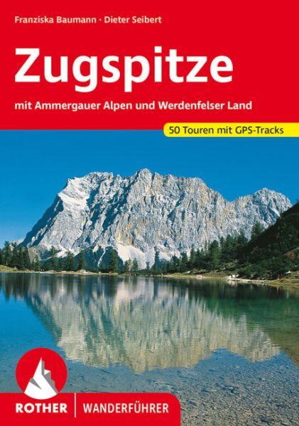 Zugspitze Wanderführer, Rother