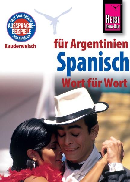 Reise Know How Kauderwelsch Argentinisch-Spanisch, Sprachführer
