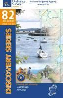 OSI 82 Waterford Wanderkarte 1:50.000 - Ordnance Survey Ireland