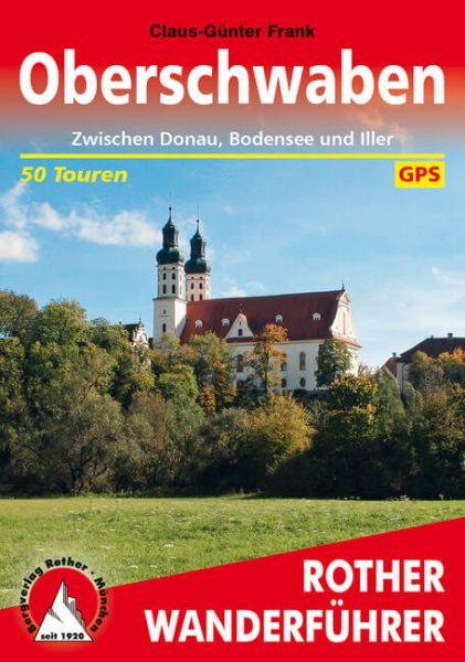 Oberschwaben Wanderführer - Rother