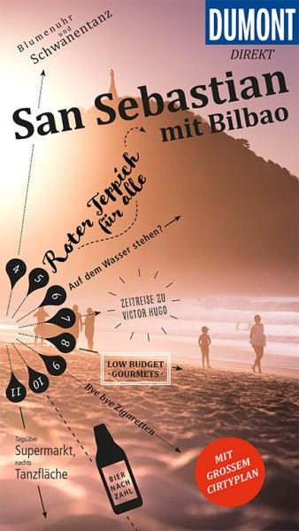 San Sebastian mit Bilbao Reiseführer - Dumont DIREKT