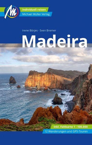 Madeira Reiseführer, Michael Müller