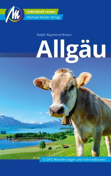 Allgäu Reiseführer, Michael Müller
