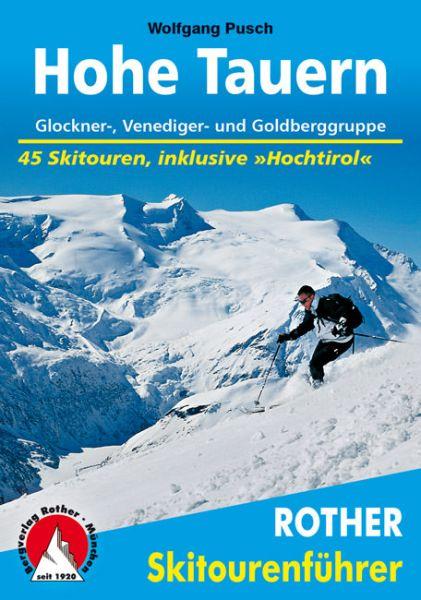 Hohe Tauern Rother Skitourenführer