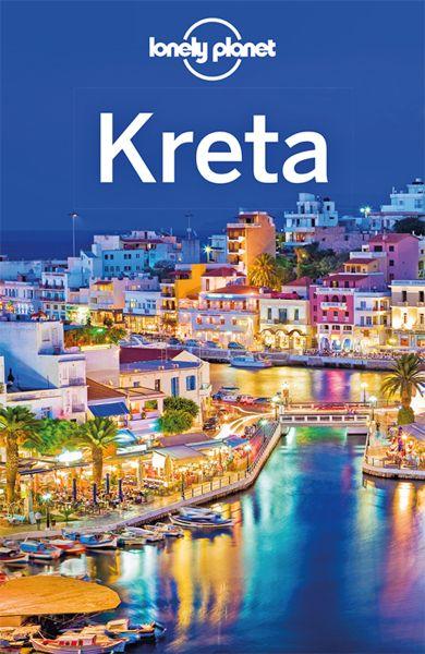 Kreta von Andrea Schulte-Peevers - Lonely Planet Reiseführer für Backpacker