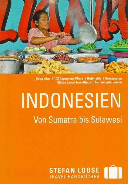 Indonesien Reiseführer, Stefan Loose