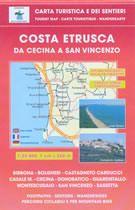 Edition Multigraphic, Costa Etrusca Blatt 539, Toskana Wanderkarte 1:25.000