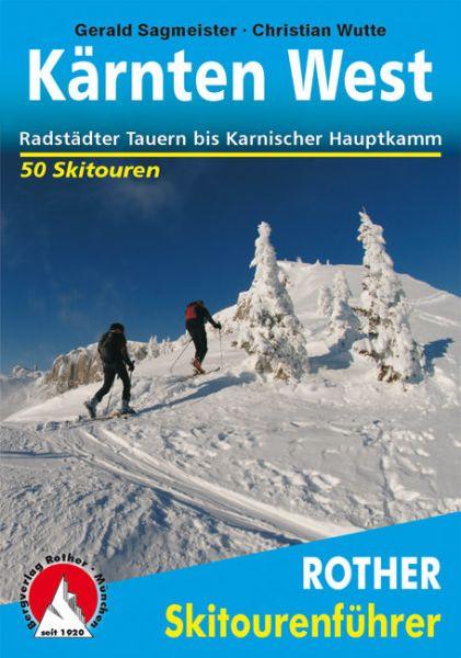 Kärnten West Rother Skitourenführer