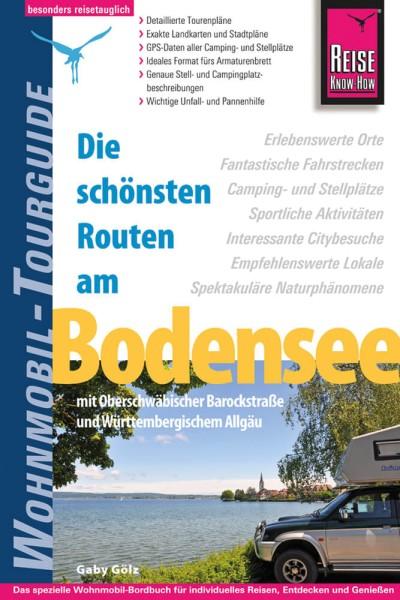 Die schönsten Wohnmobil-Routen am Bodensee – Reise Know-How