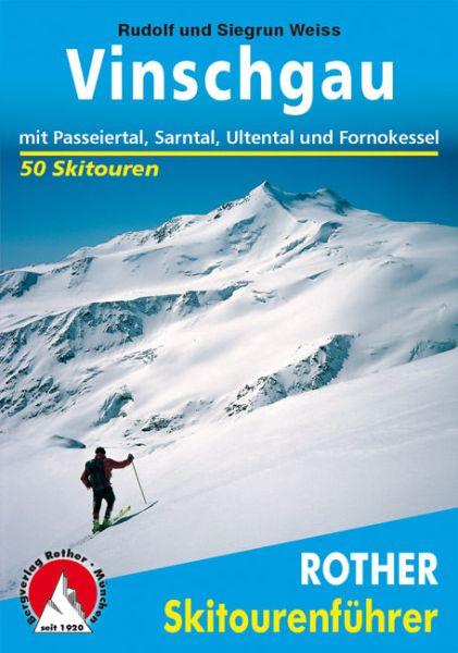 Vinschgau Rother Skitourenführer