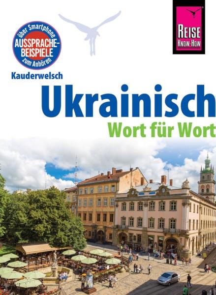 Reise Know How Kauderwelsch Ukrainisch, Sprachführer