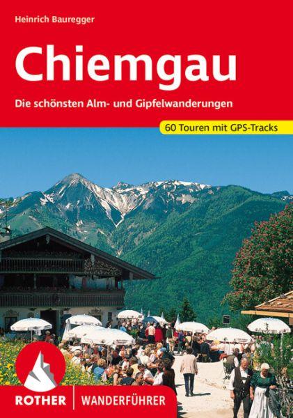 Chiemgau Wanderführer, Rother