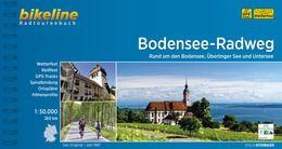 Bodensee-Radweg, Bikeline, Esterbauer Radwanderführer