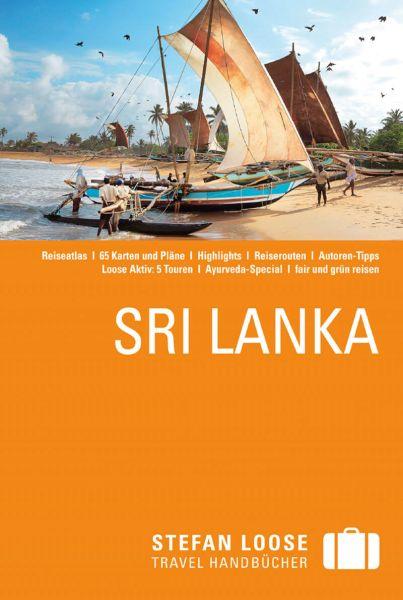 Sri Lanka Reiseführer, Stefan Loose
