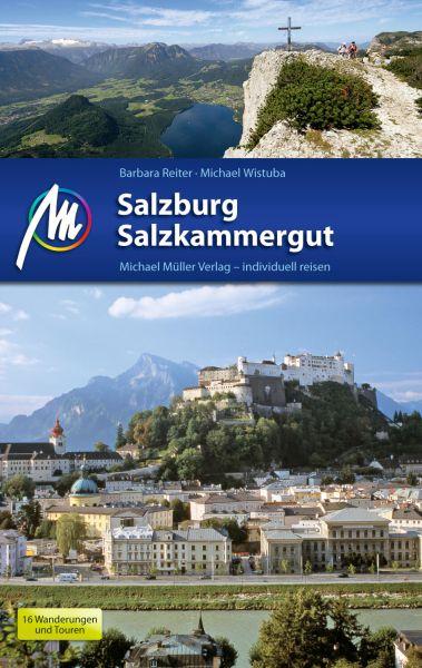 Salzburg, Salzkammergut Reiseführer, Michael Müller