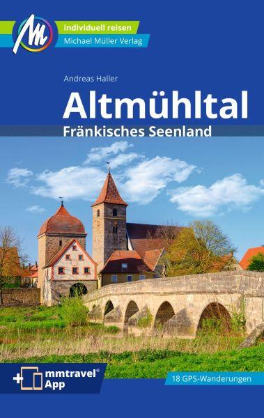 Altmühltal Reiseführer, Michael Müller