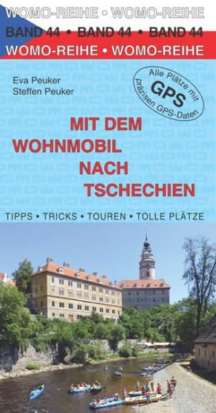 Mit dem Wohnmobil nach Tschechien, Womo-Verlag